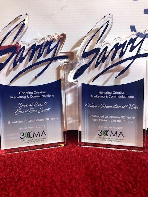 Brentwood communication awards