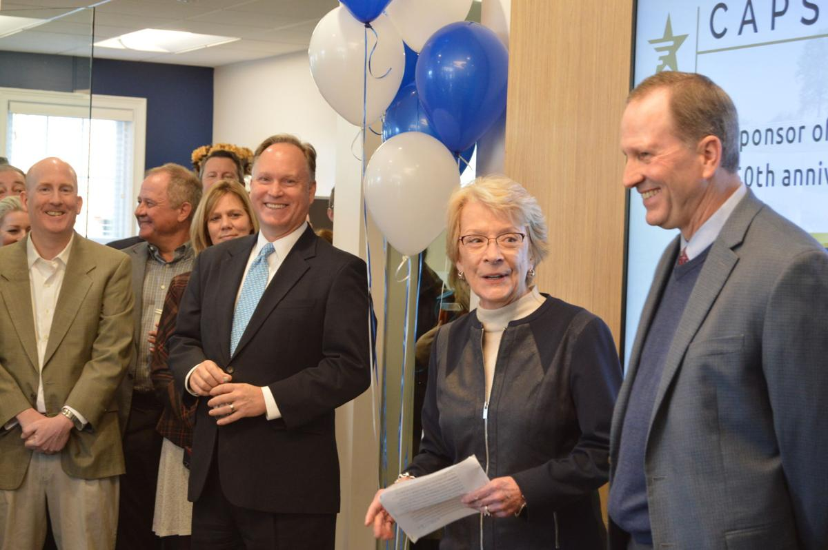 CapStar Bank opened Thursday in Brentwood