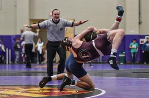 State Wrestling: More than 60 grapplers to represent WillCo