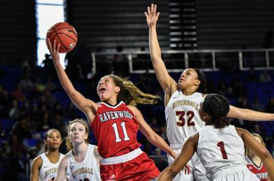 Hoops – Riverdale girls vs. Ravenwood, Class AAA State Tournament Quarterfinal