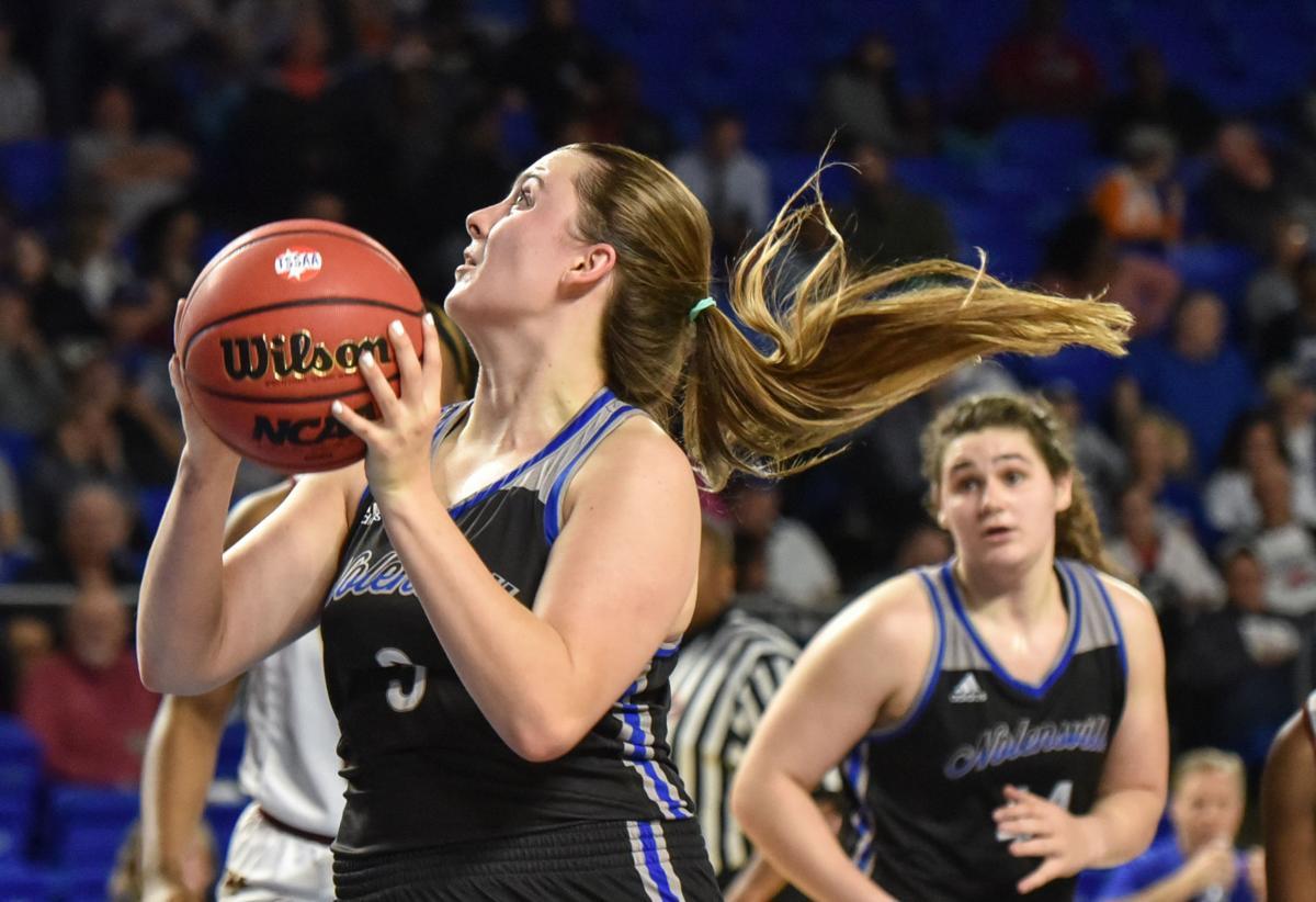 State Hoops – Nolensville girls vs. Melrose, Class AA Quarterfinal (copy)