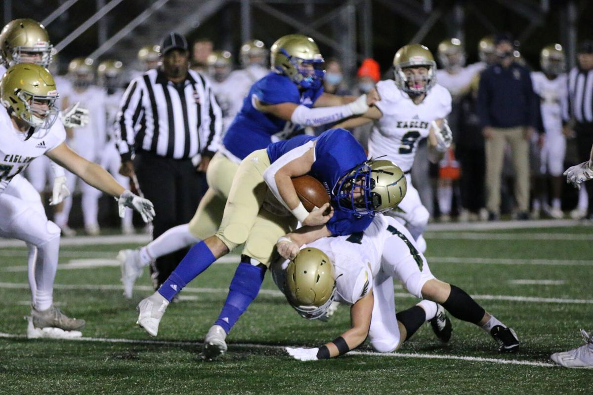Playoff Football - Independence at Brentwood