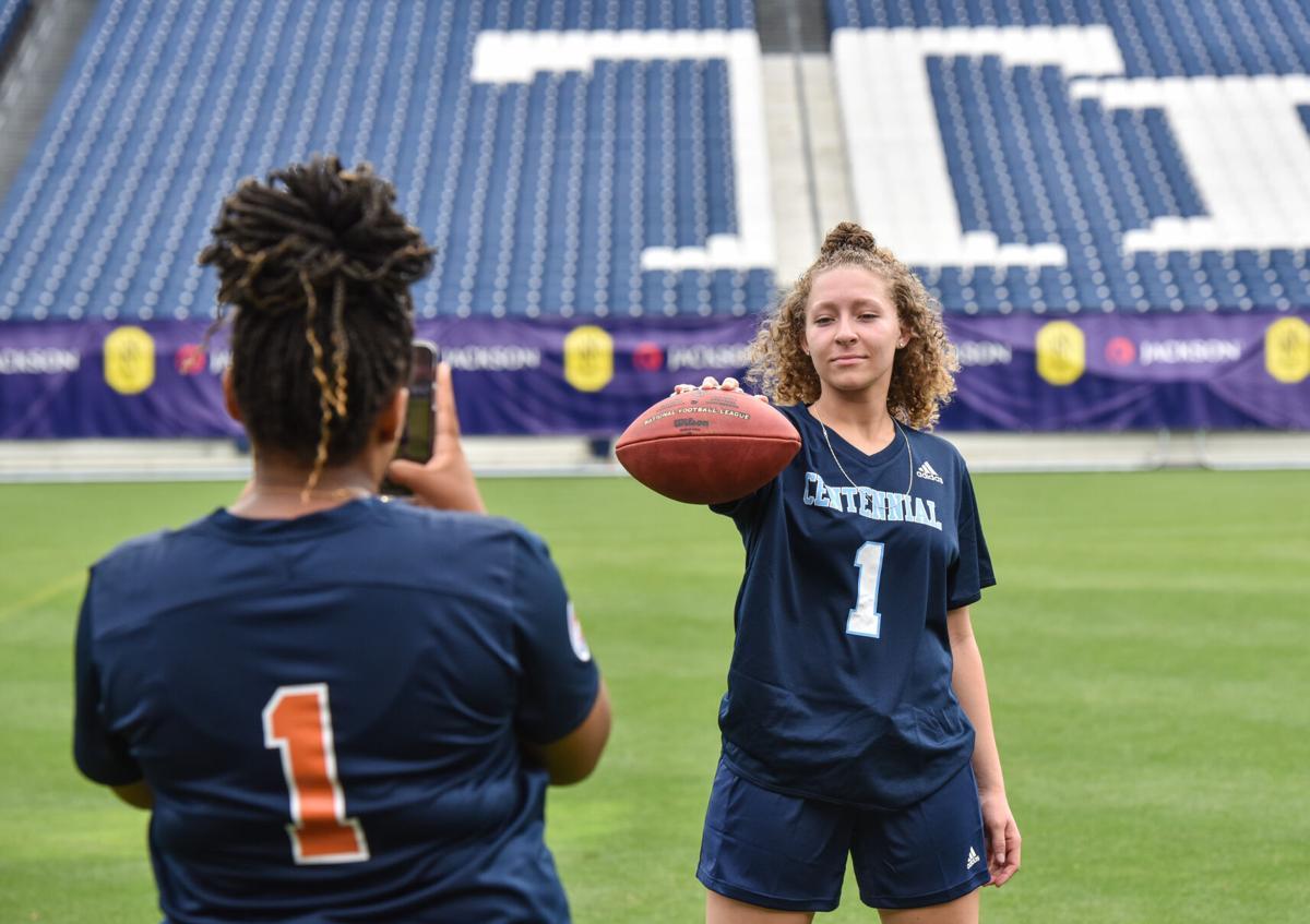 Girls Flag Football