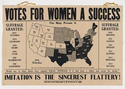 League of Women Voters event