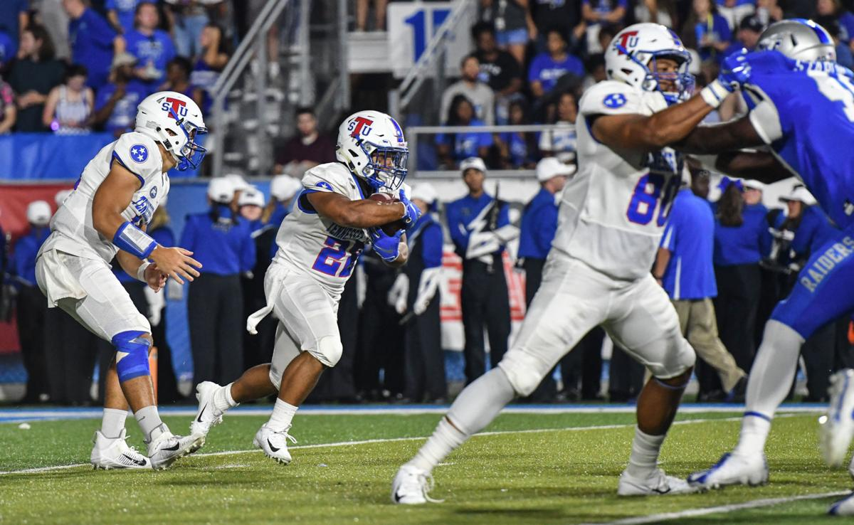 College Football – Tennessee State at Middle Tennessee State