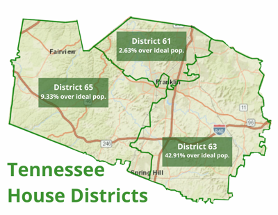 State House districts