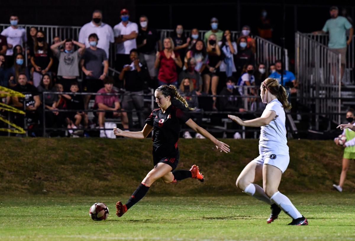 Soccer – Franklin at Ravenwood