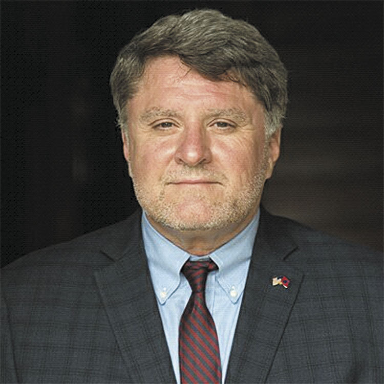 Mike Vaughn, Ward 2 Candidate
