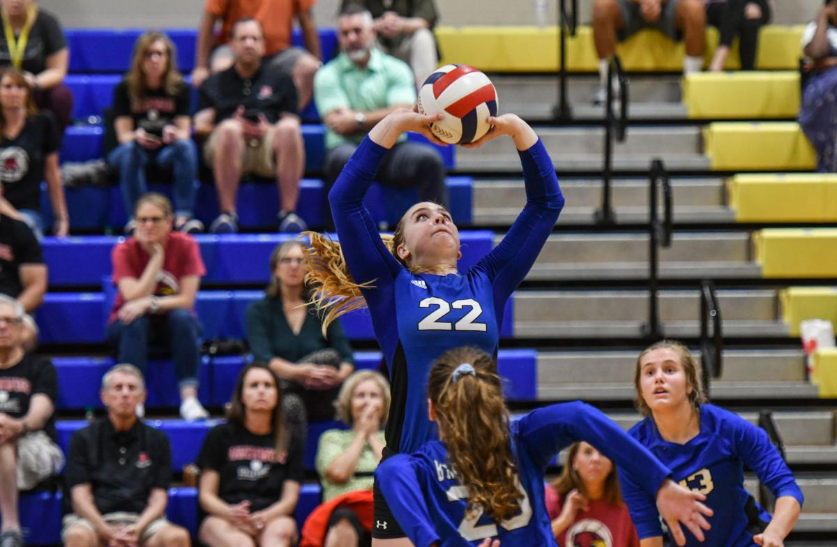 Volleyball – Ravenwood at Brentwood