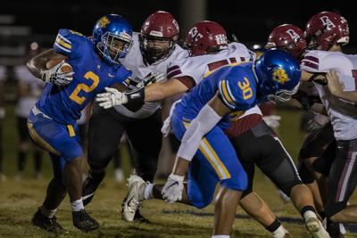 Football – Davidson Academy at Battle Ground Academy