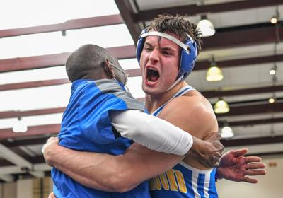 State Wrestling – Division II Championships (copy)