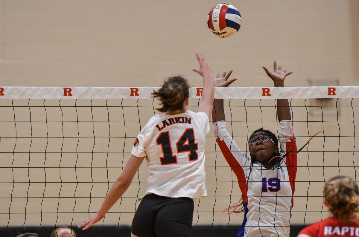 Volleyball – Page at Ravenwood