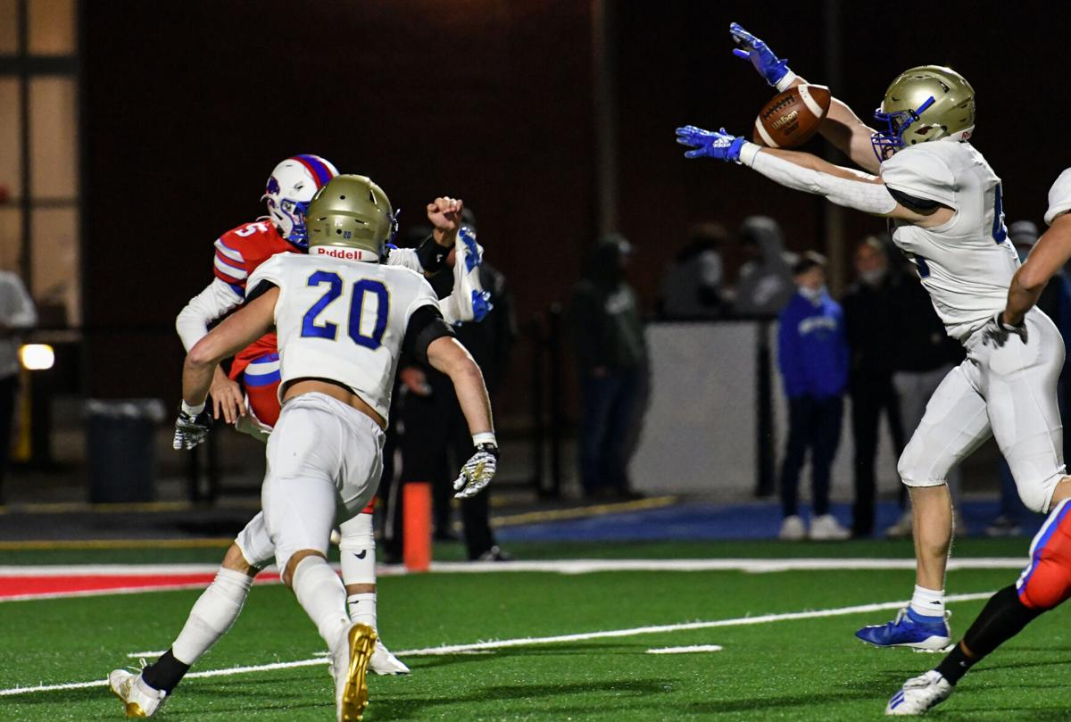 Playoff Football – Brentwood at Bartlett