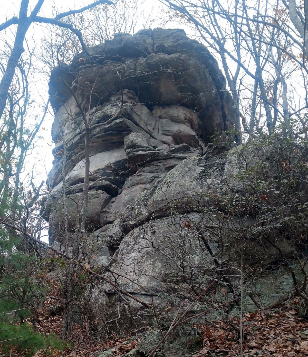Spencer's Rock