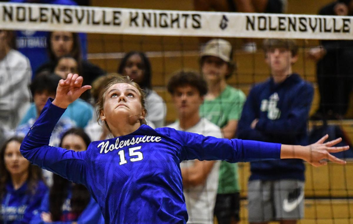 Volleyball– Brentwood at Nolensville