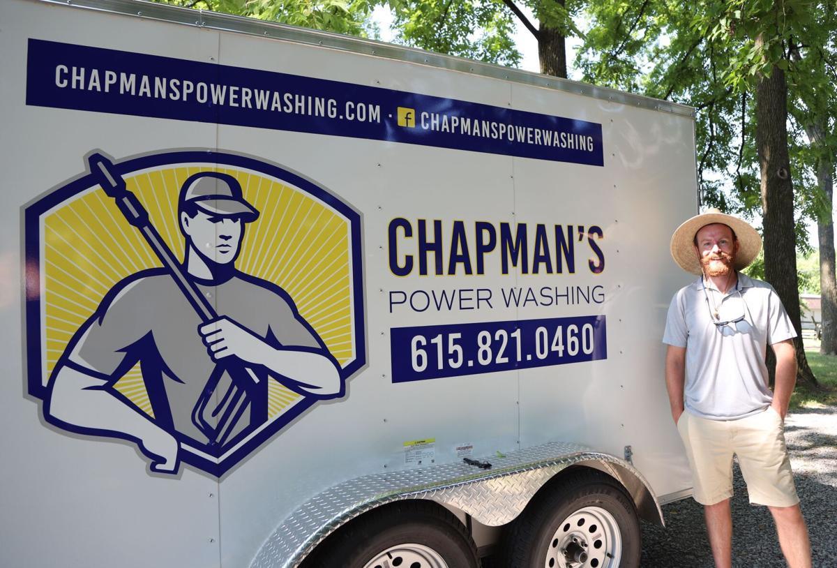 Chapman's Power Washing Solutions