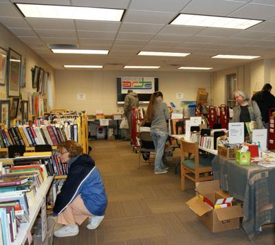 Fairview Public Library Book Sale