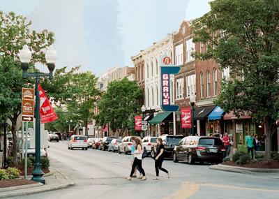 Visit Franklin Main Street photo