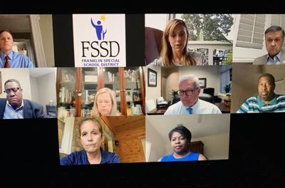 FSSD virtual meeting