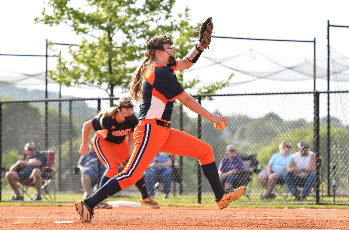 Softball – Independence at Summit, District 11-AAA Tournament