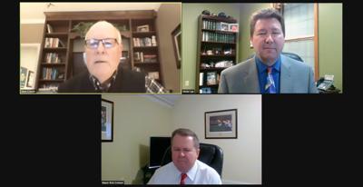 October 2020 Virtual Policy Talks Spring Hill