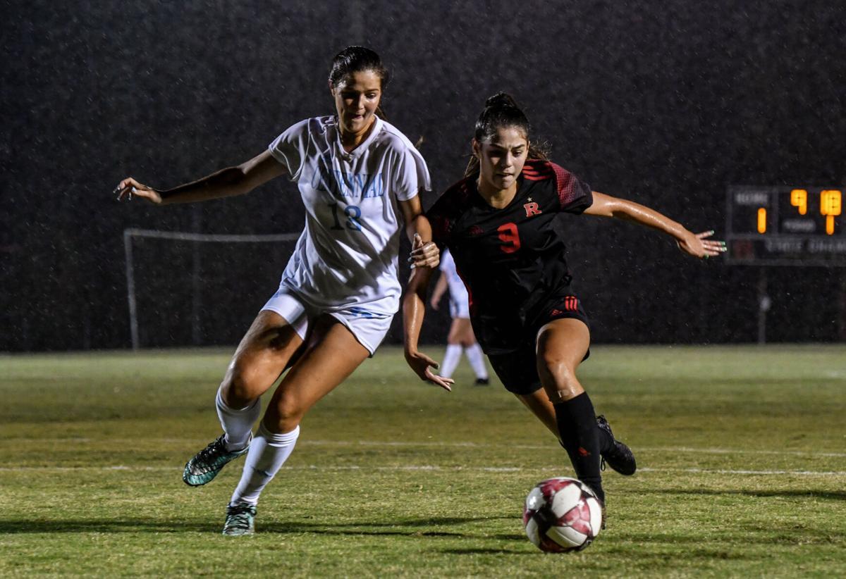 Soccer – Centennial at Ravenwood