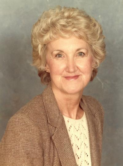 """Dorothy J. Huff """"Dottie"""" McLemore"""