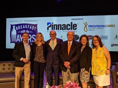 Breakfast with Mayors