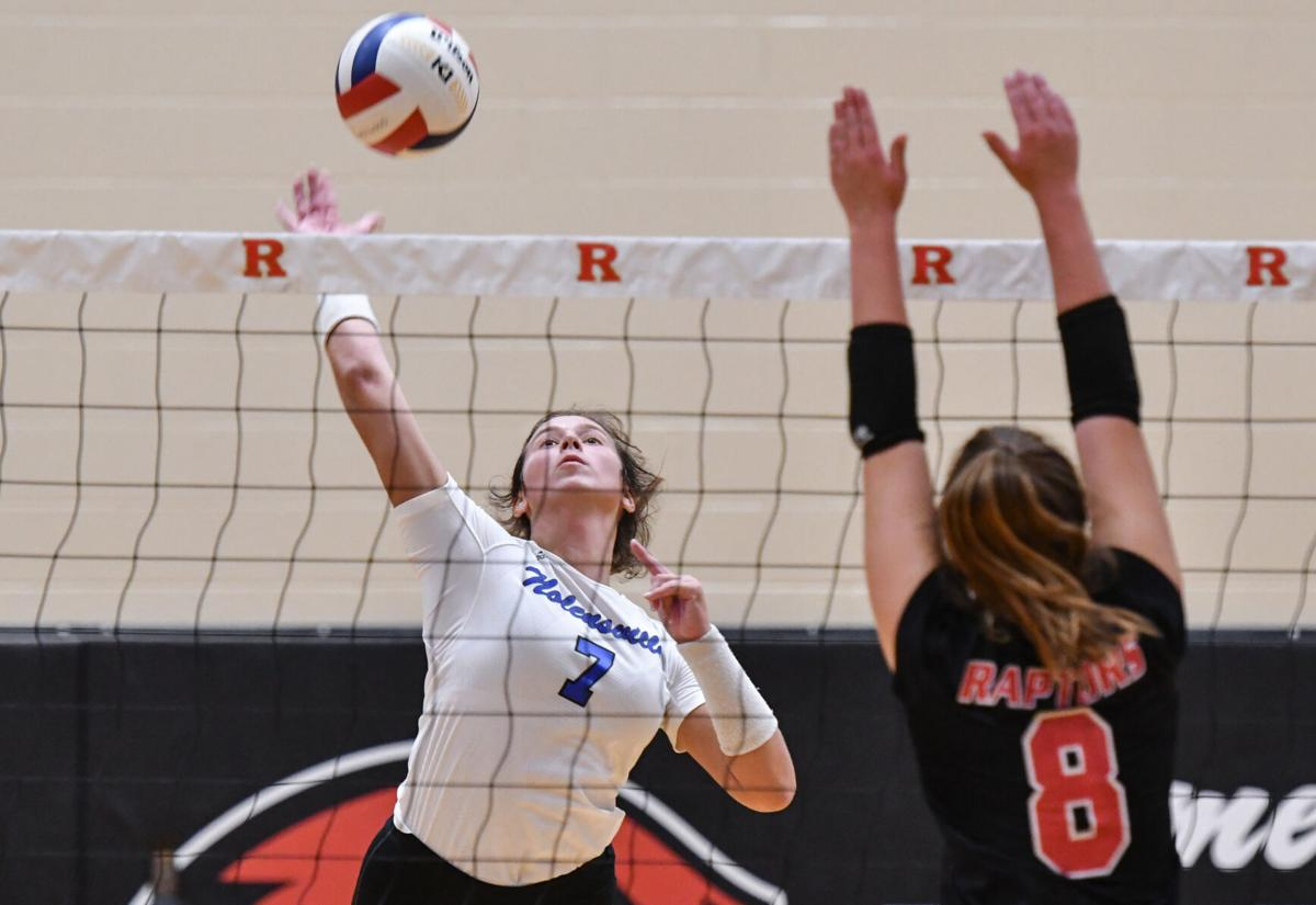 Volleyball – Nolensville at Ravenwood