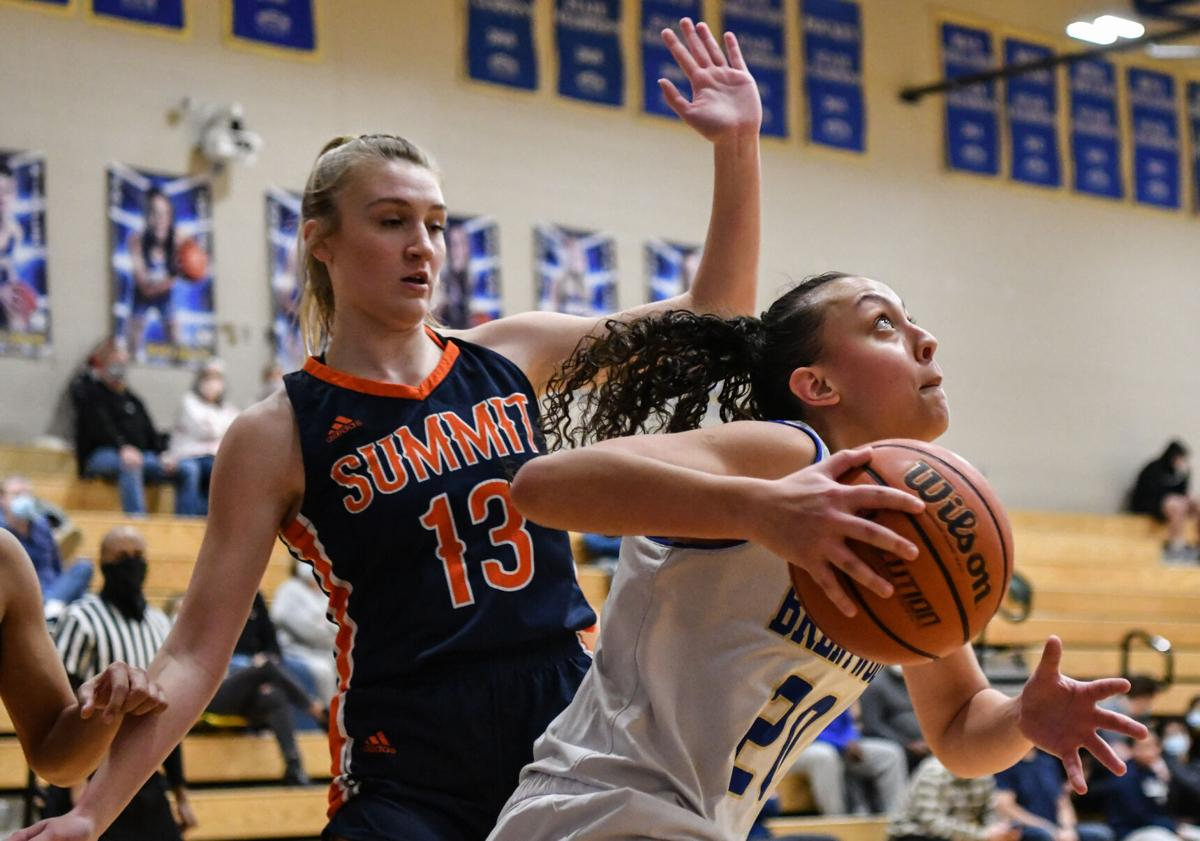 Hoops – Summit girls at Brentwood