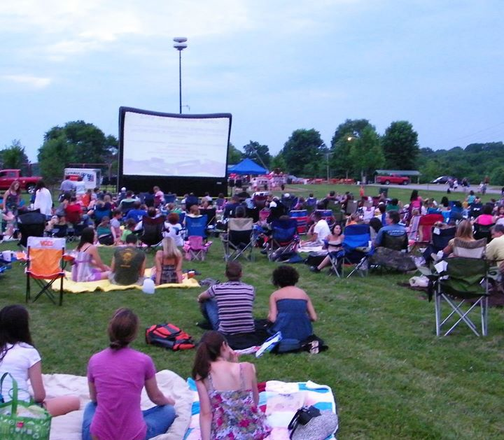 Outdoor Movie Night at Eastern Flank Battlefield