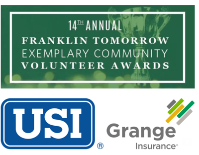 14th annual Exemplary Community Volunteer Awards