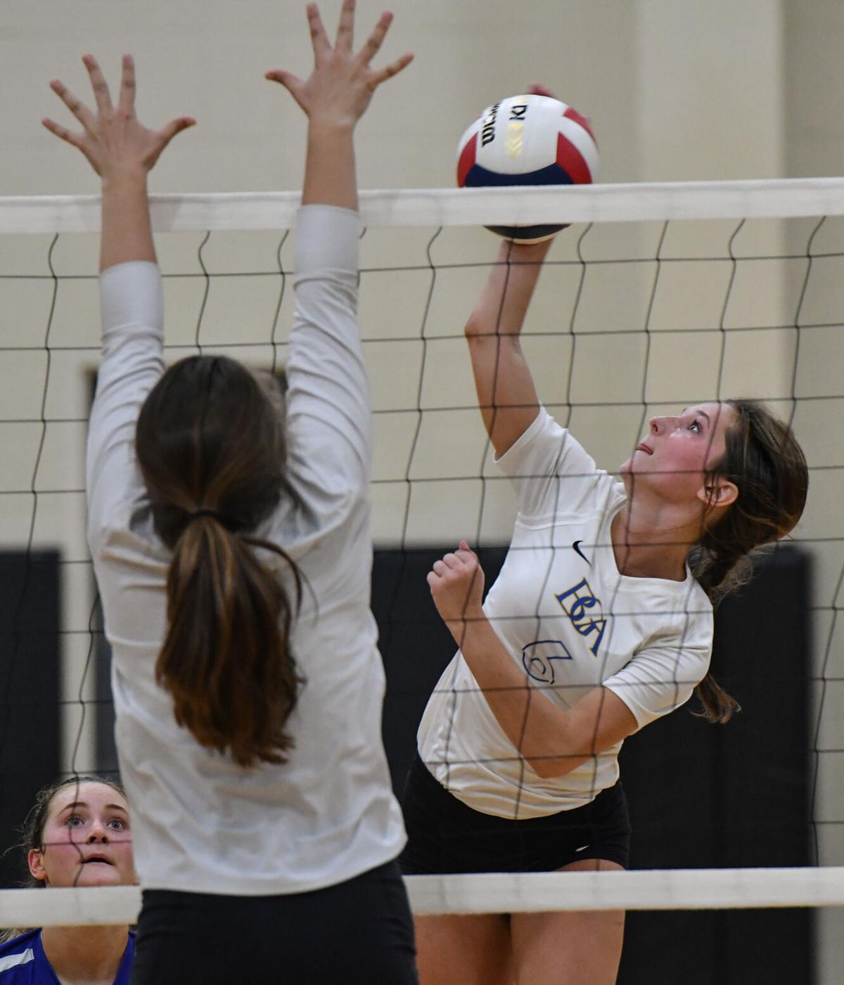 State Volleyball – Battle Ground Academy vs. Notre Dame