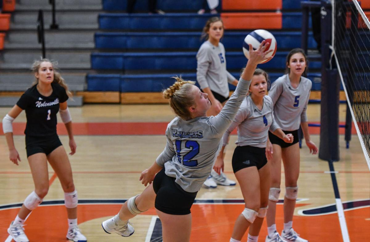 State Volleyball – Nolensville vs. Signal Mountain