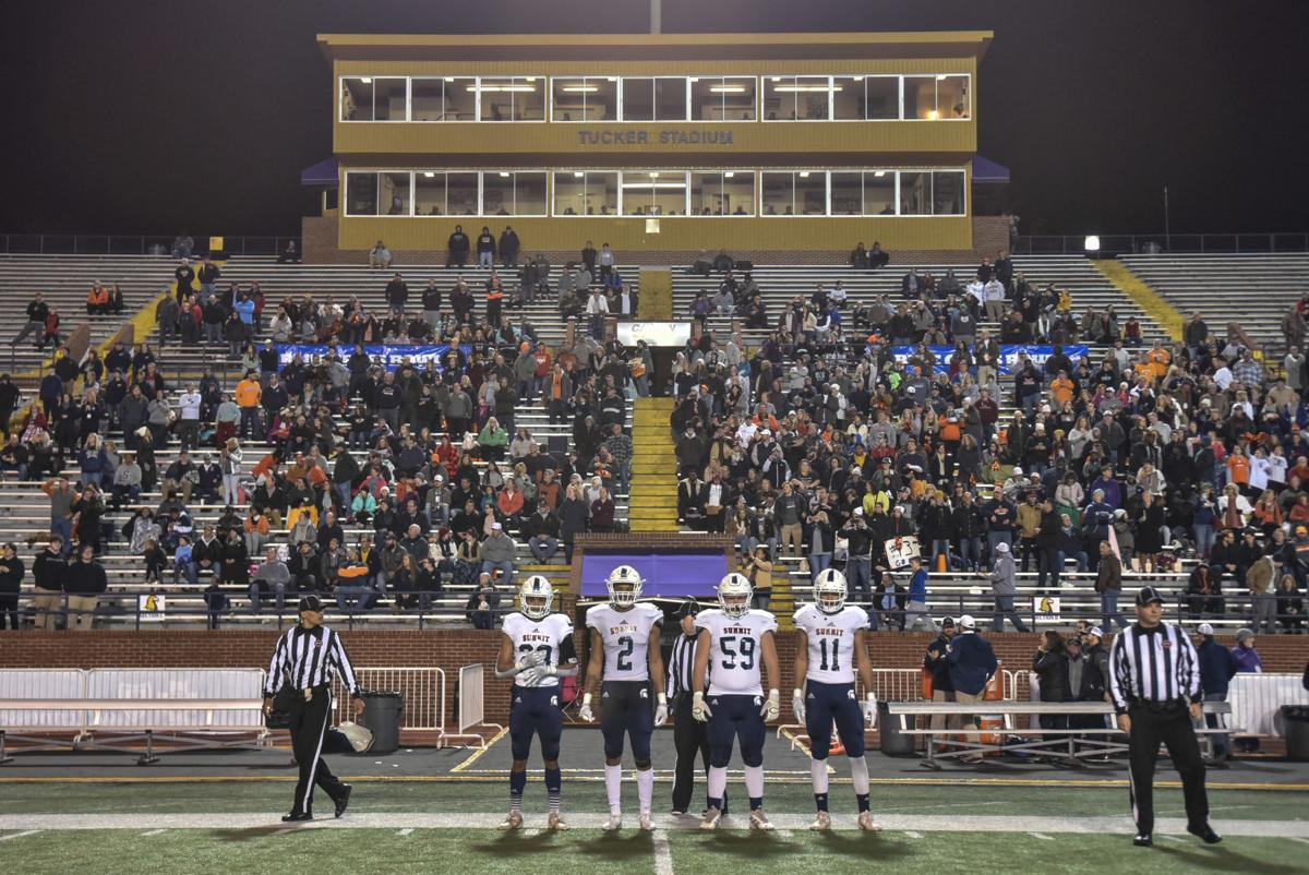 Championship Football – Summit vs. Knoxville Central, Class 5A final