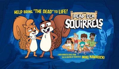 Dead Sea Squirrels