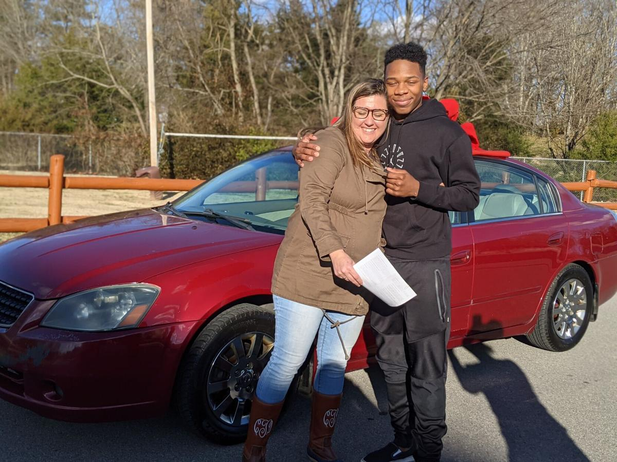 FrankTown Open Hearts Car Giveaway