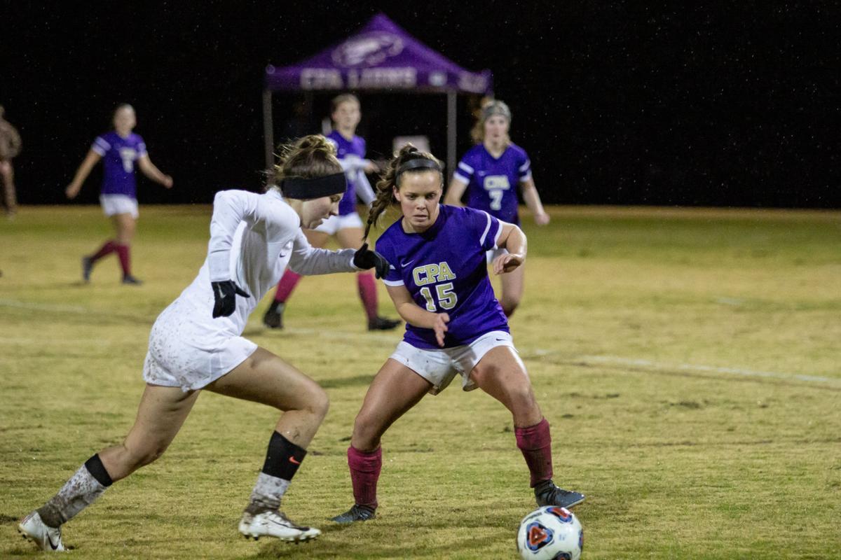 2019 State Soccer – Christ Presbyterian Academy vs. USJ, Division II-A Semifinal