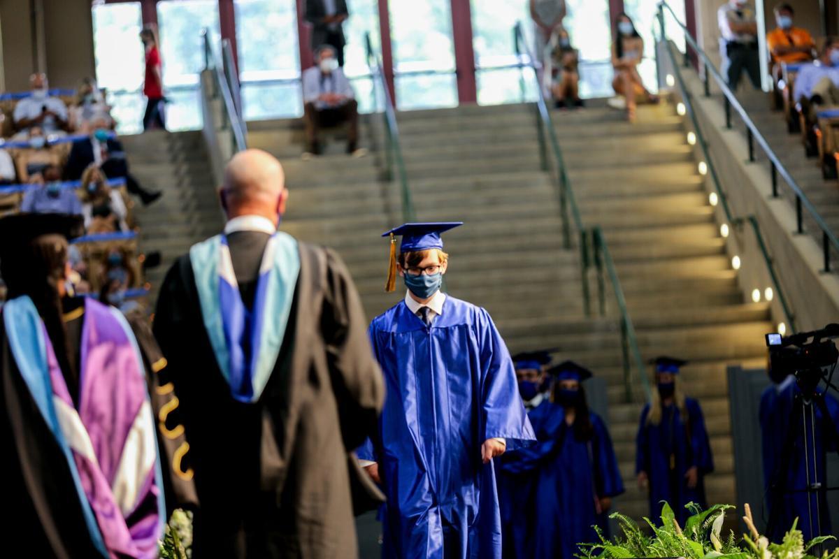 Brentwood graduation 2020