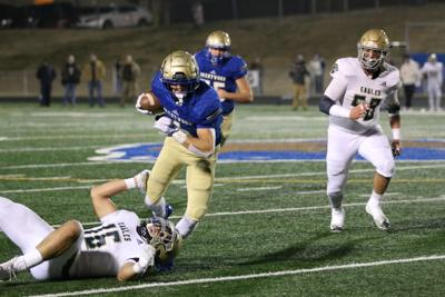 Playoff Football-Round Two: Independence at Brentwood