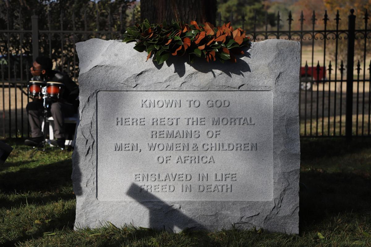 Monument Honoring the Enslaved