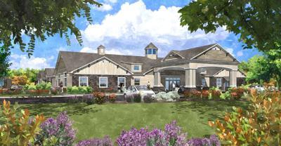 The Lantern Spring Hill rendering