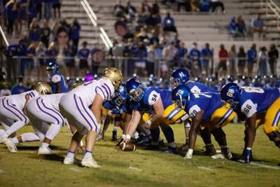 Football – Christ Presbyterian Academy at Battle Ground Academy (copy)