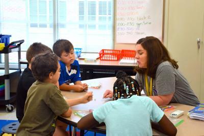 0629 Penny Schwinn visits WCS summer learning camps 8 WCS teacher