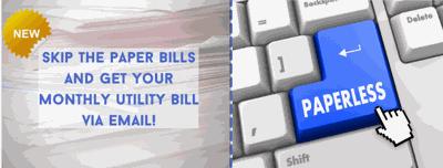 Franklin paperless billing
