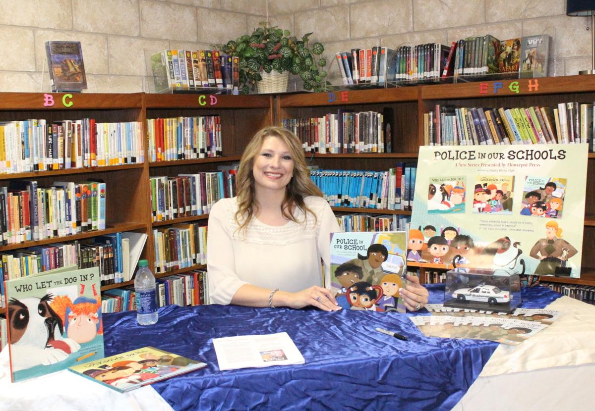Local SRO authors safety book series, donates portion of book sales to nonprofit