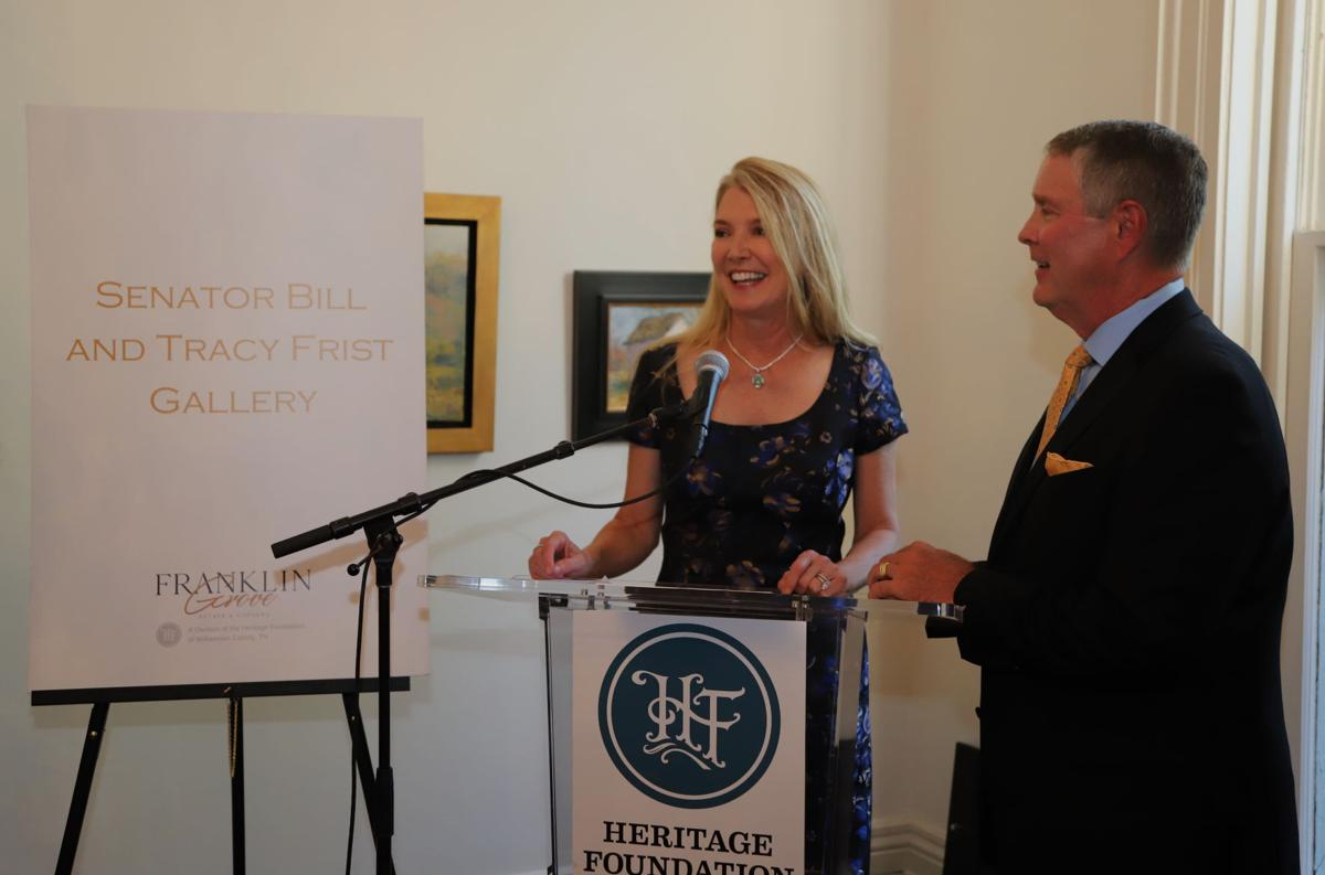Heritage Ball Reveal Party 2019