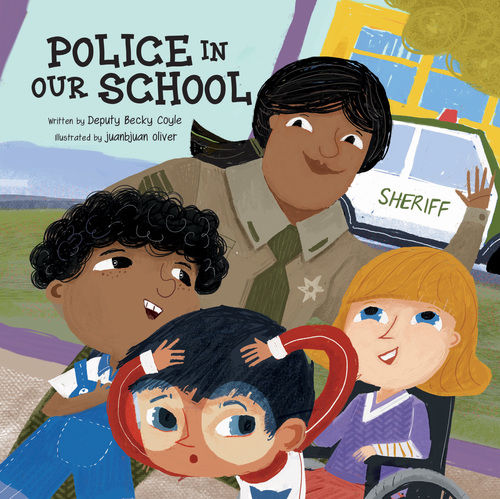 Police in our school by Becky Coyle