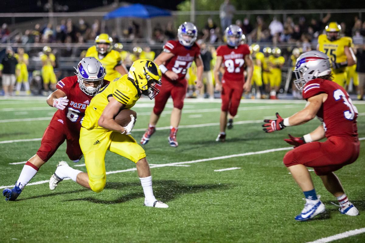Football – Fairview at Page