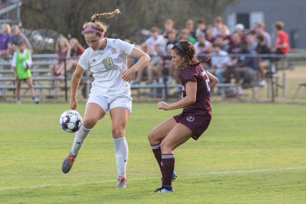 Soccer – Brentwood at Franklin